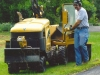 Lynchburg VA stump grinding