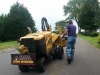Lynchburg stump grinding service